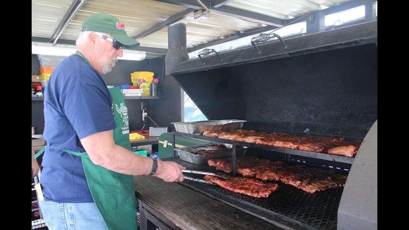 Bar B Que Cook Off Parade Kicks Off Rodeo Houston