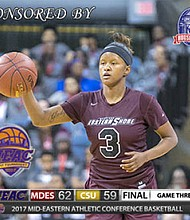 Hicks Leads Maryland Eastern Shore Past Coppin State