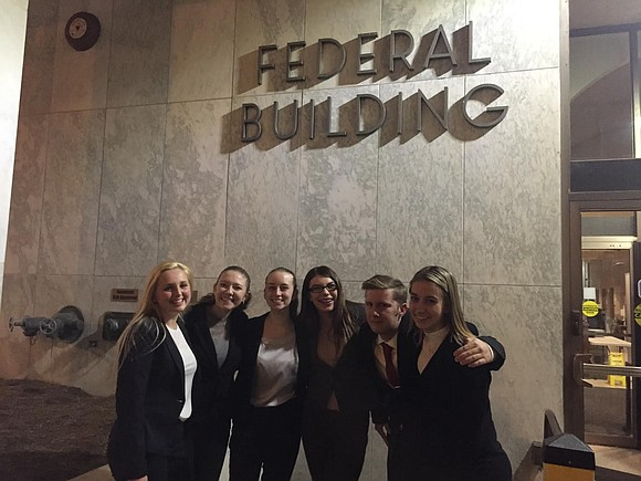 MHS Mock Trial Team advances to Regional Semifinals