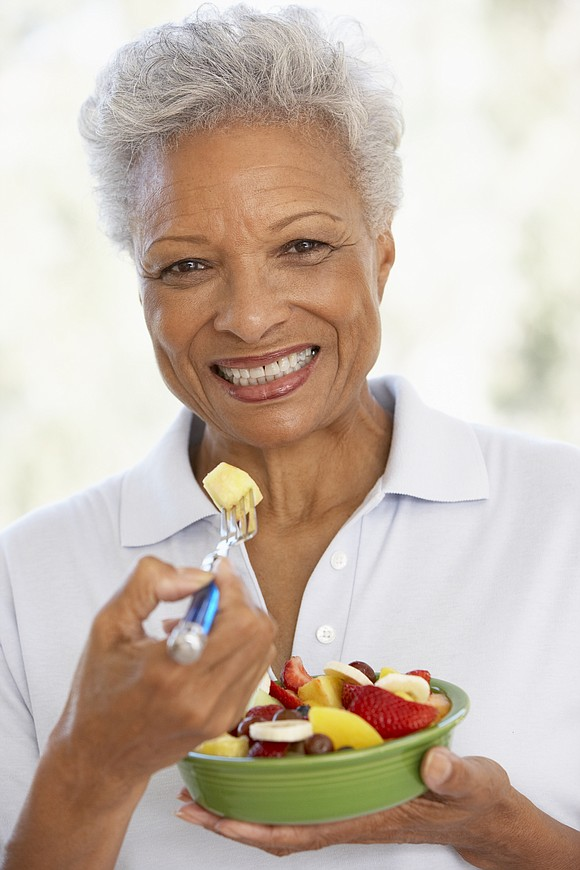 Eating right is important at every age, but as we get older it is even more important to stay on ...