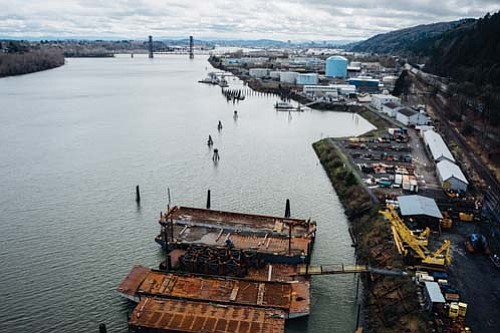 Nearly 11 miles of the Willamette River's most contaminated waters and shoreline is due to be cleaned thanks to a ...