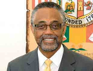 Los Angeles City Councilman Curren Price...
