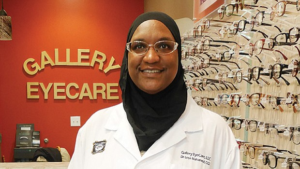 Dr. Lesa Dennis-Mahamed, owner of Gallery Eyecare, will participate in this year's Women-Owned Business Networking Breakfast, organized by Dudley Square Main Streets.