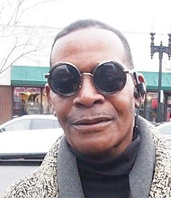 As a senior, it doesn't affect me much. I don't pay market value — thank God. — Walter Clark, Artist, Roxbury