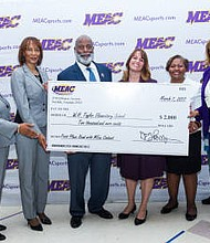 Local Elementary School Honored at Read with MEAC Celebration