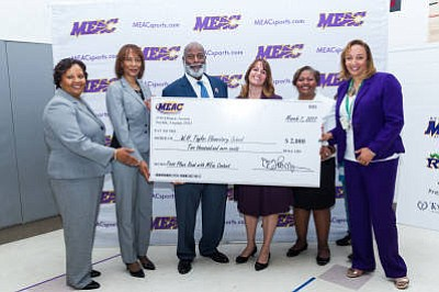 This year's program, now in its ninth year, was created by the MEAC's Senior Women Administrators (SWA) to promote the ...