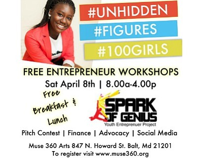Muse 360 Arts is hosting a unique and free full-day conference called, UNHIDDEN FIGURES. The Conference, which falls under Muse ...
