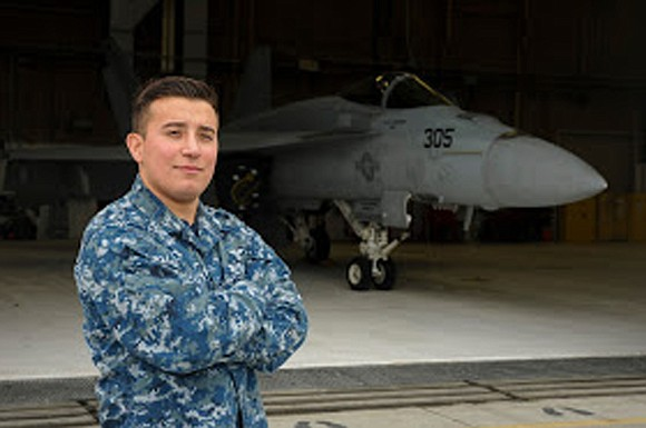 A Rancho Cucamonga High School graduate and Rancho Cucamonga, Calif. native is serving in the U.S. Navy with Commander Strike ...
