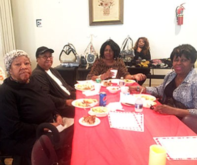Contributions of African-Americans highlighted at event
