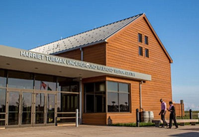 The public is invited to the grand opening of the Harriet Tubman Underground Railroad Visitor Center March 11 and 12, ...