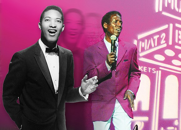 """Recording artist Nat George will appear in """"'A Change Gonna Come' – The Sam Cooke Story"""" on March 19 at ..."""