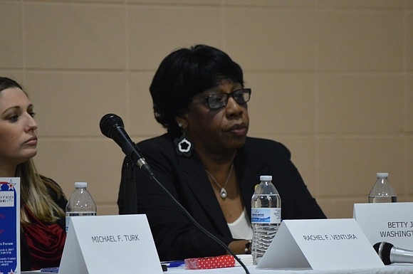 Betty J. Washington is running for Joliet City Council in April.