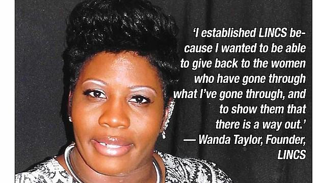 Wanda Taylor, Founder of LINCS.
