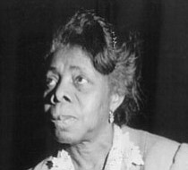 "Lucie C. Campbell, ""The Mother of Gospel Music."""