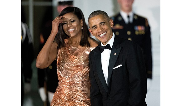 Barack and Michelle Obama have book deals. The former president and first lady have signed with Penguin Random House, the ...