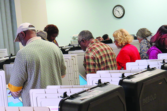 More than 33,000 Stonecrest voters will pick the first mayor and city council members in the March 21 special election. ...