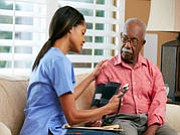 Black people with a trait for sickle cell anemia appear to have double the risk of kidney failure that requires ...
