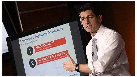Critics of GOP health care legislation got fresh ammunition from a report that estimates the bill would increase the ranks ...