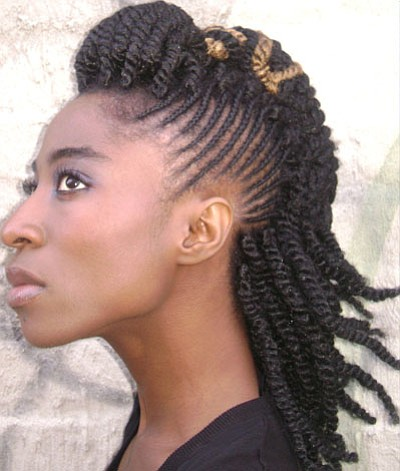 During the Winter season, I decided to give my curls a break and get Marley Twists. Marley Twists have the ...