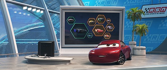 "Disney•Pixar's ""Cars 3"" reveals key voice cast and characters, featuring award-winning stars. According to director Brian Fee, the roster includes ..."