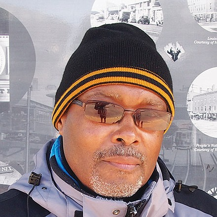 I think Donald Trump is just what everybody thinks he is. He hasn't fooled us at all. I don't know how he ever got in office. — Curtis Bell, Retired, Roxbury