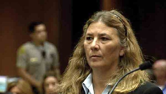A three-judge appeals court panel this week affirmed the felony assault conviction of a veteran Los Angeles policewoman who kicked ...