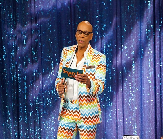 "RuPaul is married. ""I've never said this on television before, we are married,"" he revealed during an appearance on ""Hollywood ..."