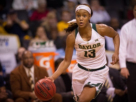 Baylor is going into the women's NCAA Tournament as a No. 1 seed for the fifth time in seven years.