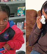 Thmeka Curry is a loss for answers after her 4-year-old son Mykel Peterson died Friday after undergoing anesthesia for dental surgery at the 'Must Love Kids' dental clinic in Vancouver. (KOIN photo)