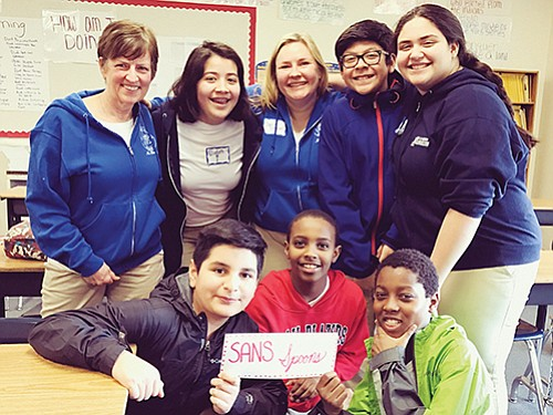 St. Andrew Nativity School qualifies to compete in the state finals for Battle of the Books, a statewide voluntary reading program sponsored by the Oregon Association of School Libraries.