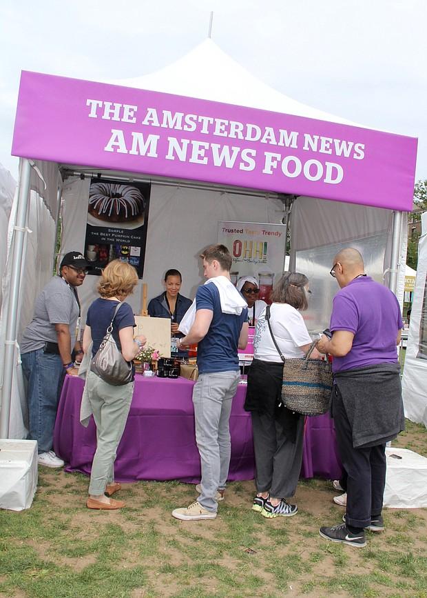 AmNews Food