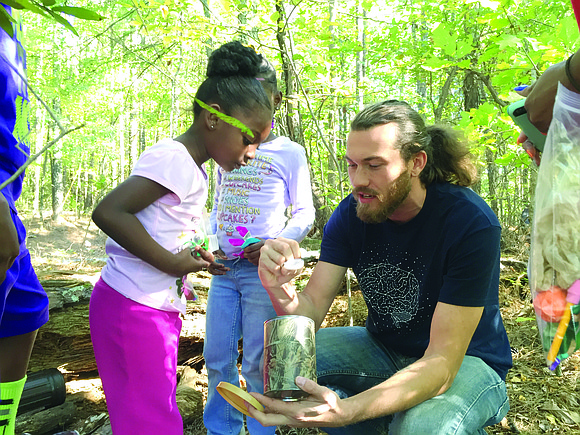 Kids 8 to 12 can participate in a half-day of Junior Ranger activities on March 19 at Arabia Mountain as ...