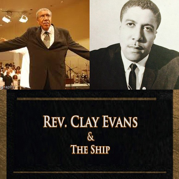 Chicago icon Reverend Clay Evans will receive the Ambassador Bobby Jones Legends Award for his many outstanding contributions during his ...