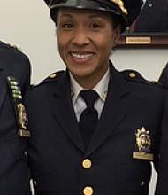 Captain Tania Kinsella