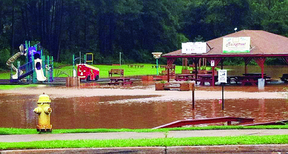 Georgians can learn about their risks and prepare for the possibility of flooding this spring as the state observes Flood ...
