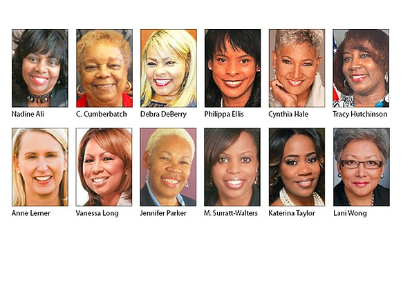 Twelve women who have made significant contributions to improving the quality of life in DeKalb County will be recognized at ...