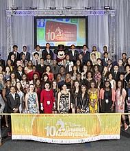 2017 Disney Dreamers Academy