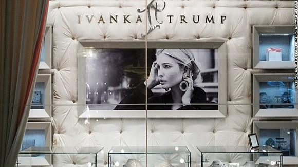 While the rest of her products appear to be having an early-spring resurgence, Ivanka Trump's fine jewelry line has hit ...