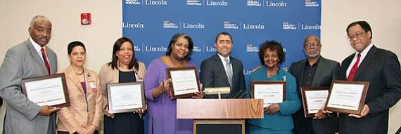 NYC Health + Hospitals/Lincoln recently celebrated Black History Month as part of its overall celebration of the diversity of its ...