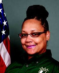 Talisa Clark, the new chief procurement officer of DeKalb County