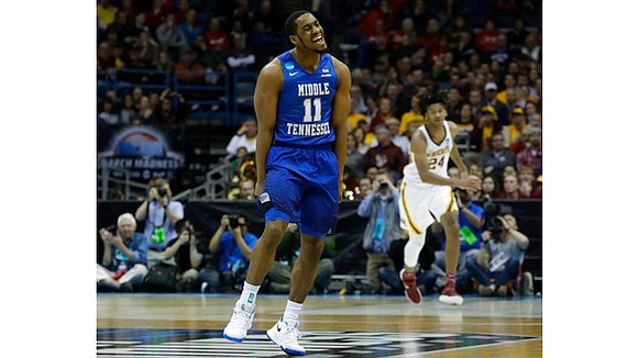 Middle Tennessee would like to raise its profile from mid-major darling to name-brand program, following a trail blazed by Butler ...
