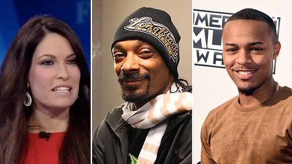During a Fox News' The Five segment, host Kimberly Guilfoyle suggested that the Secret Service should kill Snoop Dogg and ...