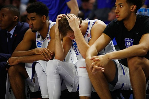 Duke loses, the world rejoices.