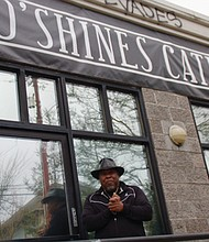 Po'Shines founder E.D. Mondainé and his nonprofit Teach Me to Fish organization have launched a kick starter campaign to open a culinary school at 501 N.E. Alberta St.