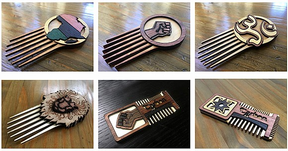 Carbon-AR is a Black-owned product and media creator in Oakland, California that creates Afro-Futuristic Styling Combs. They are quickly expanding ...