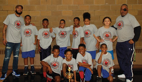 Congratulations to the Portland Observer 'Ballers' youth basketball team for a great season!