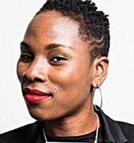 Best-selling author and digital strategist Luvvie Ajayi