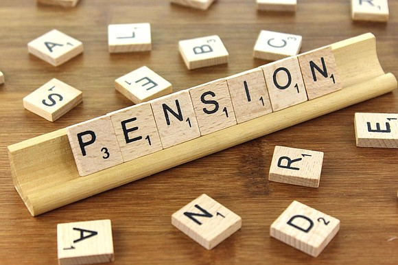 I had a choice to take my pension as a lump sum or lifetime annuity payments and I opted for ...