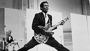 Chuck Berry was an musical genius and a performer's performer. His legacy will live on through his music.