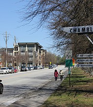 The east Atlanta suburb of Chamblee, located in DeKalb County, saw its median rent rates rise highest in the Atlanta metropolitan region within the past year.